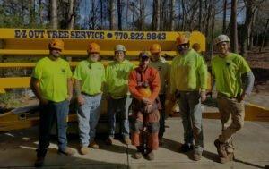 E-Z Out Team, E-Z Out Tree Service